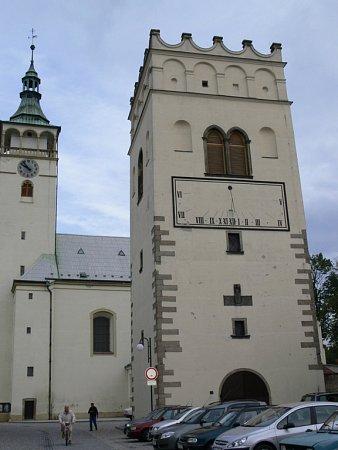Kostel svatého Františka Serafinského vLipníku