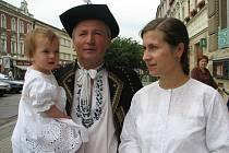 Jiří Vrba je profesionální hasič, divadelník, sportovec, ale i milovník hanáckého folklóru.