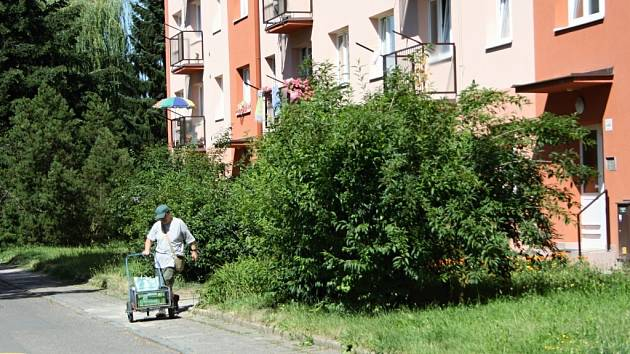 Hranické sídliště Struhlovsko