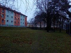 Cementářské sídliště v Hranicích