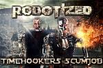 Projekt Robotized tvoří dva hraničtí hudebníci Patrik Daffy Nejedlý a Petr Staněk