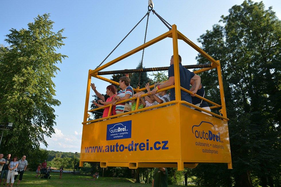Tři dny plné zábavy si užili lidé v Hustopečích nad Bečvou,  kde se konal již patnáctý ročník Hustopečských dnů