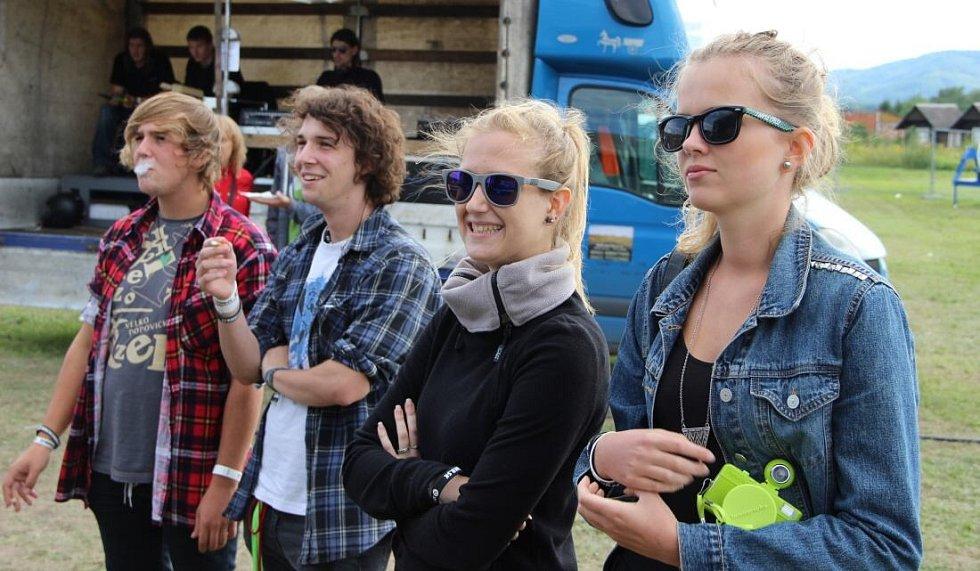 Open air festival Letiště v Drahotuších