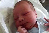 Ondřej Matlocha, Osek nad Bečvou,narozen dne 29. srpna 2013 v Přerově, míra: 51 cm, váha: 3680 g