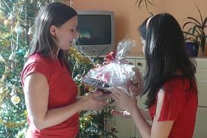 O vánočních svátcích letos zůstalo v domově sedm dětí.