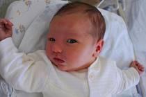 Eliška Hostášková, Přerov, narozena 1. června 2010 v Přerově, míra 52 cm, váha 3 700 g