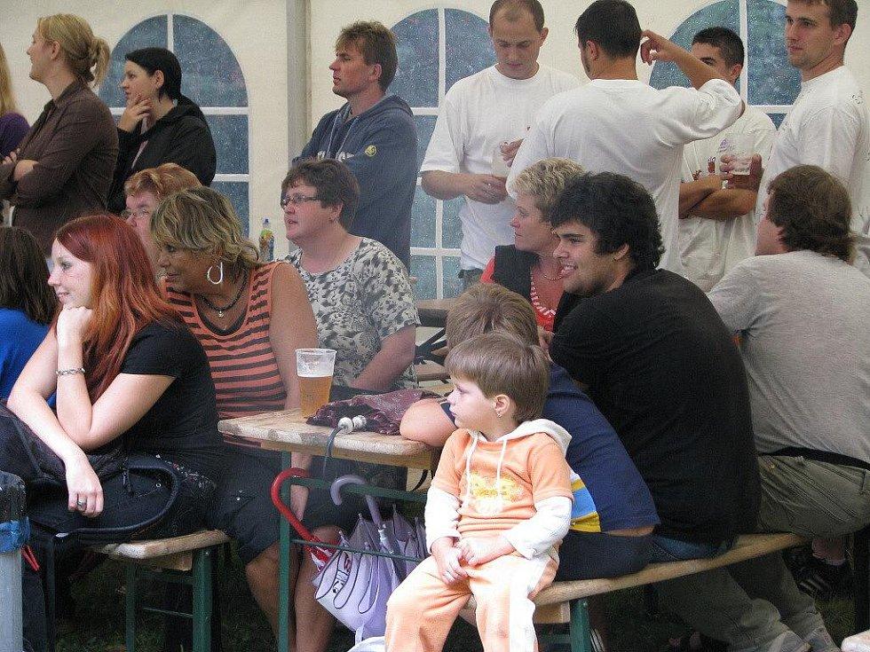 Hustopečské dny 2010 - den první (pátek)