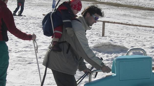 O vánočních svátcích najdou lyžaři ideální podmínky ve většině středisek v Jeseníkách.