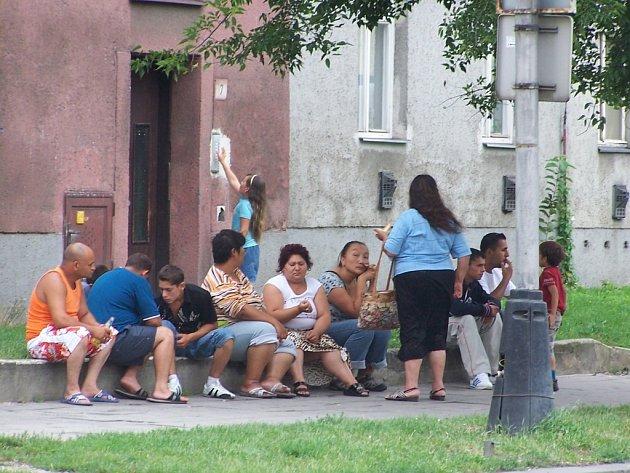 Ne všichni Romové jsou pro Přerovany postrachem.