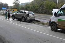 Nehoda u Teplic