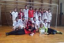 Domácí tým měl úspěšný hlavně první den turnaje, nakonec skončil třetí.