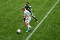 1. FC Slovácko - FK Bohemians Praha 2:1 (0:0).