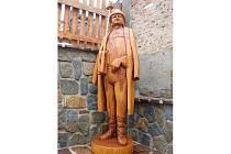 Málokterá obec se může pochlubit sochou vytvořenou jako hold tradici i jejím nositelům zároveň. Jednu takovou jsou připraveni slavnostně odhalit o masopustu v březnu příštího roku ve Strání.