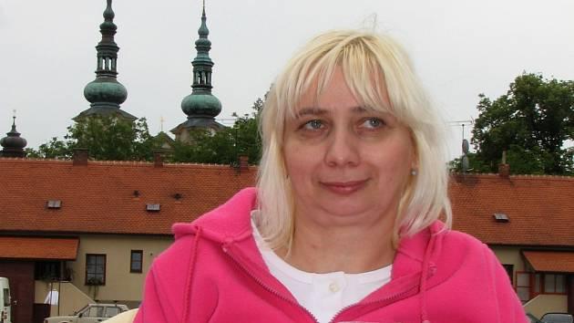 Lenka Zimmermannová.