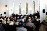 Buchlovickou premiéru měl dušičkový koncert ve hřbitovní kapli sv. Alžběty.