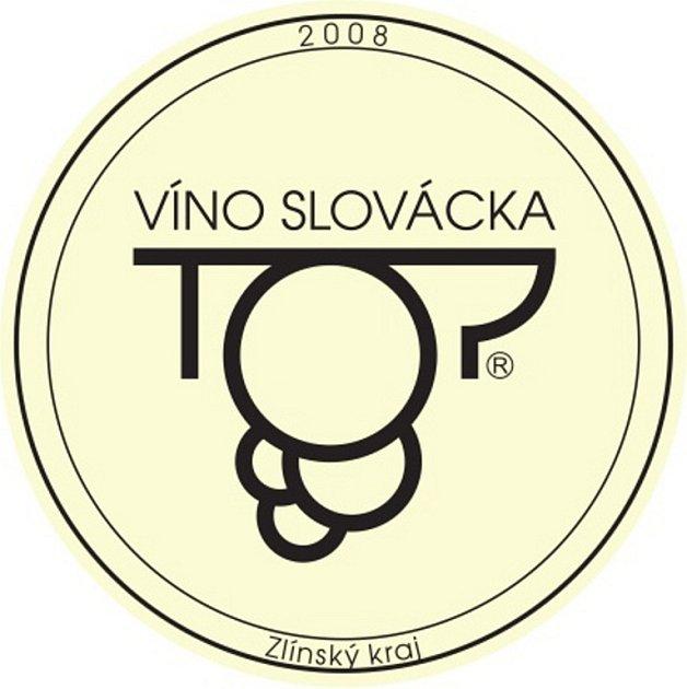 Logo Top víno Slovácka