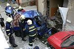 Tragickou nehodu v Bílovicích nepřežili tři lidé