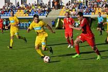 Fotbalistům Strání se v divizi nedaří. Celek z Uherskohradišťska v prvních třech kolech získal jediný bod a zatím nevstřelil žádný gól.