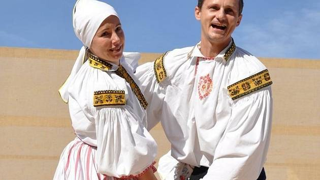 Lenka Švehlíková s Borisem Pappem