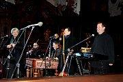 NA ŠTĚPÁNA. Ve velehradskébazilice se ve středečním podvečeru uskutečnil už 29. ročník Svatoštěpánského koncertu.