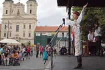 Národní soutěž dětského verbuňku v Uherském Hradišti