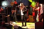 V rámci programu Buchlovského hudebního léta vystoupila v pátek 15. července Anna K.