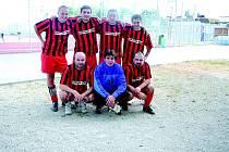 Před turnajem byli fotbalisté plni elánu.