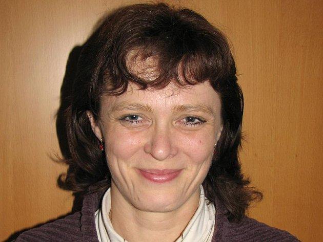 Alenw Macková - matka s transplantovanými játry.