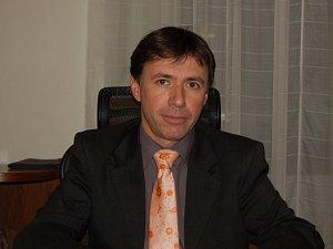 Senátor a uherskobrodský starosta Patrik Kunčar. Ilustrační fotografie
