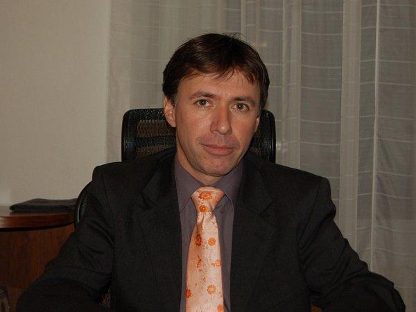 Starosta Uherského Brodu Patrik Kunčar.