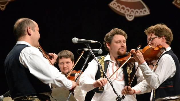 Dům kultury hostil už 136. slovácký večer.