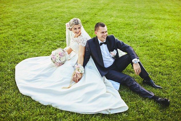 Soutěžní svatební pár číslo 96 - Sabrina a Tomáš Hermannovi, Zlín
