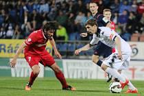 1. FC Slovácko - Brno. Ilustrační foto.