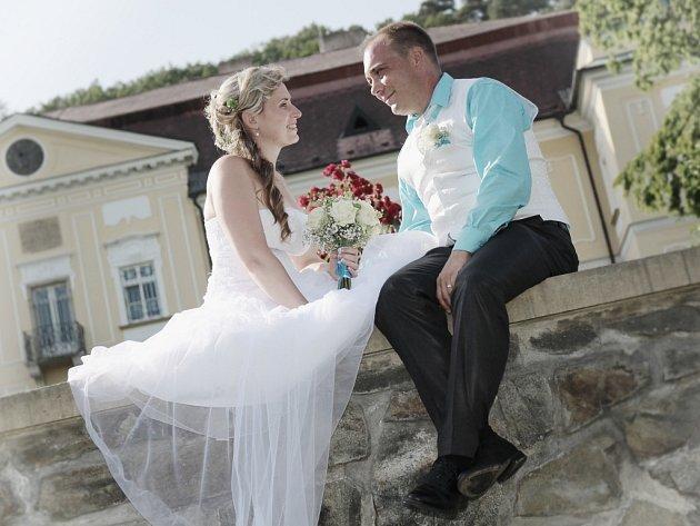 Soutěžní svatební pár číslo 39 - Petra a Aleš Zemánkovi, Veselíčko uLipníka nad Bečvou