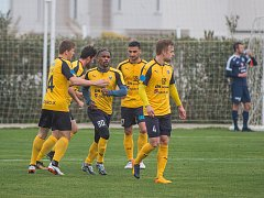 Fotbalisté Slovácka prohráli na soustředění v tureckém Beleku s dánským týmem Hobro IK 2:3.