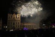 Na Masarykově náměstí v Uherském Hradišti se v úterý 5. prosince uskutečnil Mikulášský rej.