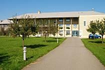 Budova DZP Velehrad - Buchlovská