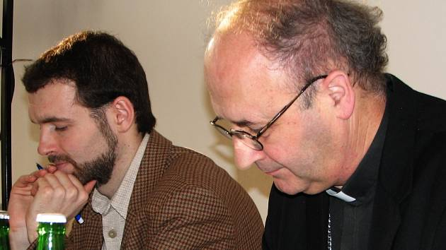 Jan Graubner (vpravo).