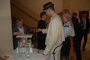 Charitativní ples přilákal do Strání 400 návštěvníků.