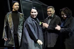 Inscenace Její pastorkyňa ve Slováckém divadle.