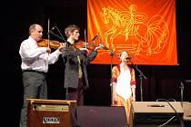 Divákům na sobotním galakoncertu zahrálo velké množství rozličných hudebních nástrojů.