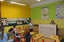 Desítky dětí přilákal odpolední program, který ve středu 16. ledna od 15 hodin uspořádali učitelé uherskohradišťské sportovní školy.