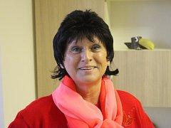 V Podolí bude do nových voleb zastupovat úřad starosty pětašedesátiletá Tatiana Perničková.