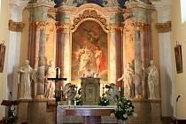 Opravu kostela podpořili i samotní věřící.