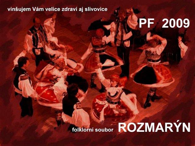 PF 2009 Rozmarýnu