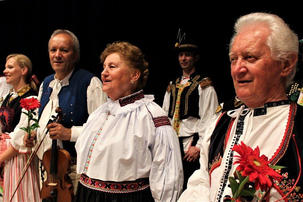 Vlasta Grycová. Koncert k sedmdesátinám Luboše Málka (2015) S Miro Dudíkem a Lubošem Málkem