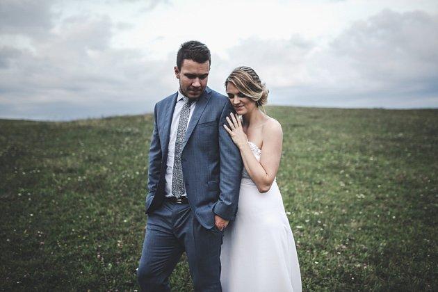 Soutěžní svatební pár číslo 109 - Alena a Jan Valouchovi, Zábřeh