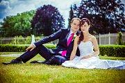 Soutěžní svatební pár číslo 30 – Andrea a Pavel Mikulkovi, Bojkovice