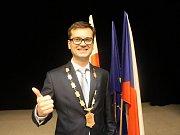 Novým starostou Uherského Brodu se stal šestatřicetiletý Ferdinand Kubáník.
