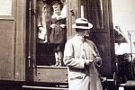 Výstava Rodina Leopolda II. Berchtolda na cestách.